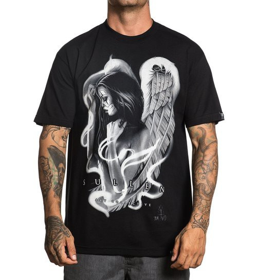 Sullen Clown Angel Tee  SULLEN-SCM1783