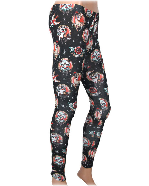 Liquor Brand Animal Hospital Legging