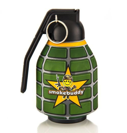 La grenade originale Smoke Buddy