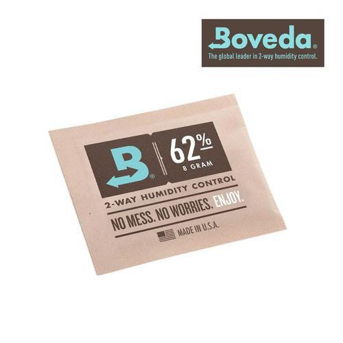 Boveda 2-Way Humidity Control 62% 8Gram