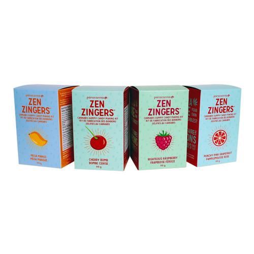 Zen Zingers Gummy Making Kit