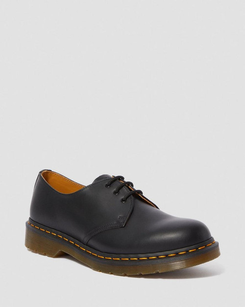 Dr. Martens 1461 Black Smooth Leather Oxford
