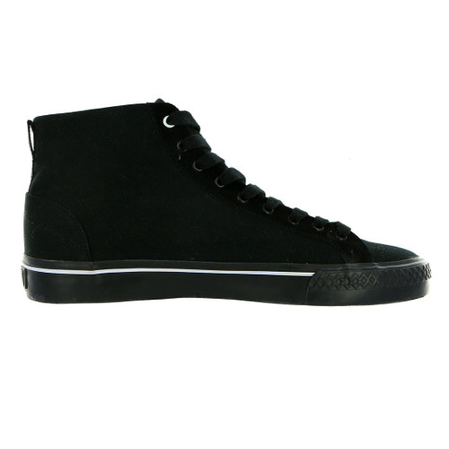 Misfits Hi Top Black IFM-VUL-11824