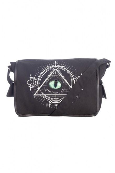 Banned Astral Voyage Messenger Bag