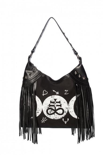 Banned Tempest Fringe Bag  BG-34037