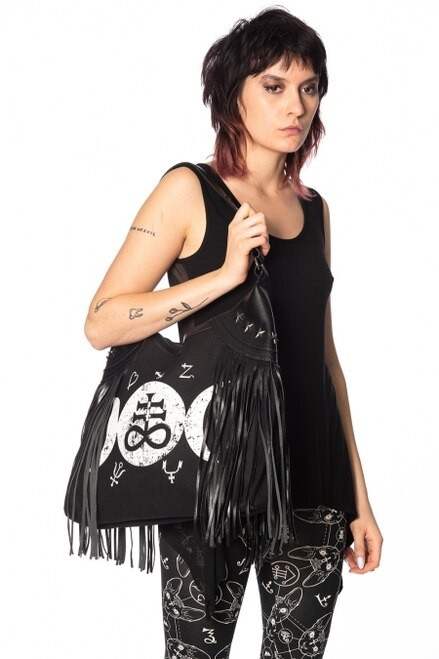 Banned Tempest Fringe Bag