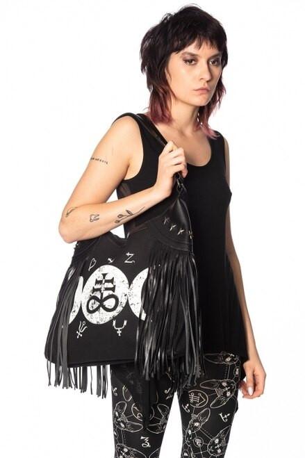Banned Tempest Fringe Bag