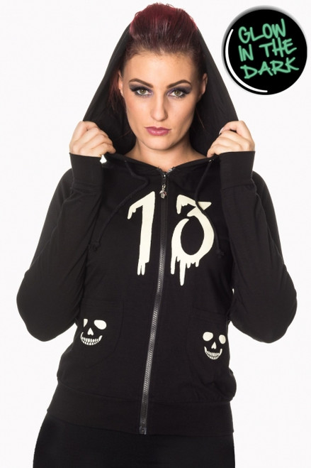 Banned Nine Lives Hoodie  HD-1222
