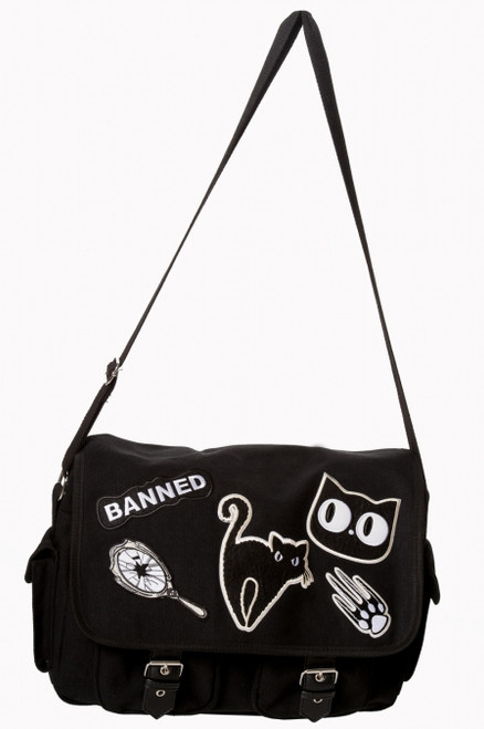 Banned Phobia Bag  BG-7205