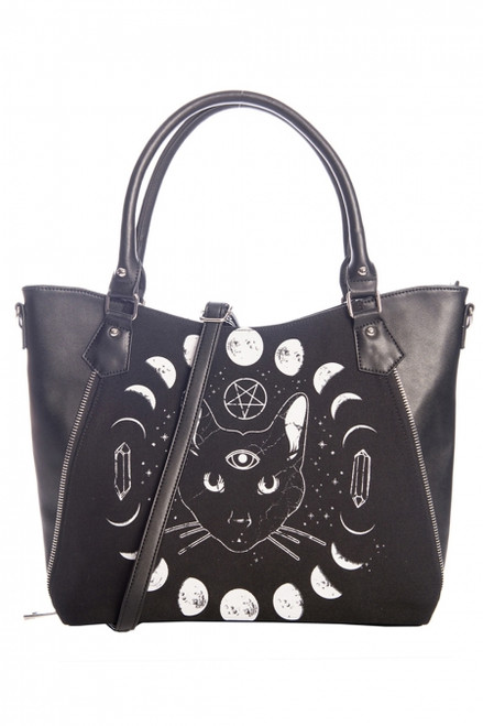 Banned Pentacle Coven Tote Bag  BG-34083
