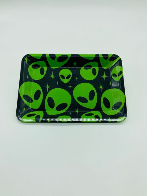 Aliens Heads Rolling Tray