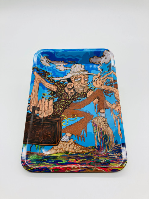 Fear and Loathing in Las Vegas Rolling Tray  RT-011