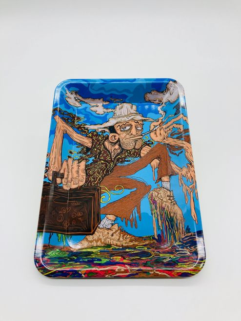 Fear and Loathing in Las Vegas Rolling Tray