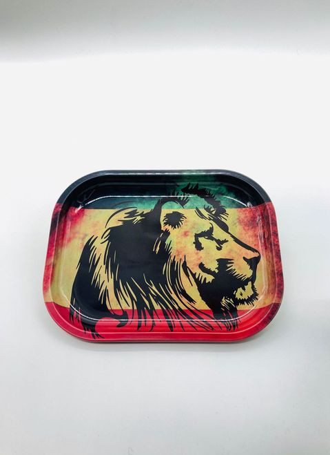 Lion Rolling Tray