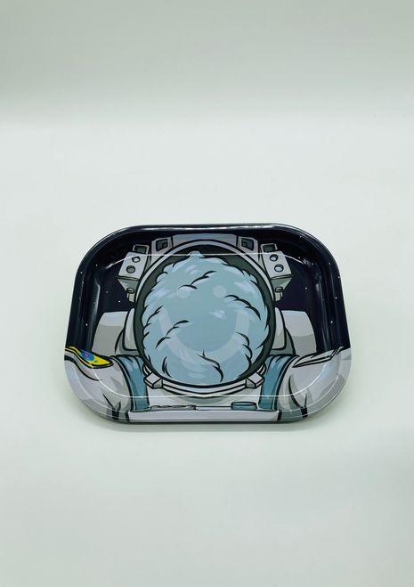 Astronaute défoncé Plateau a Rouler