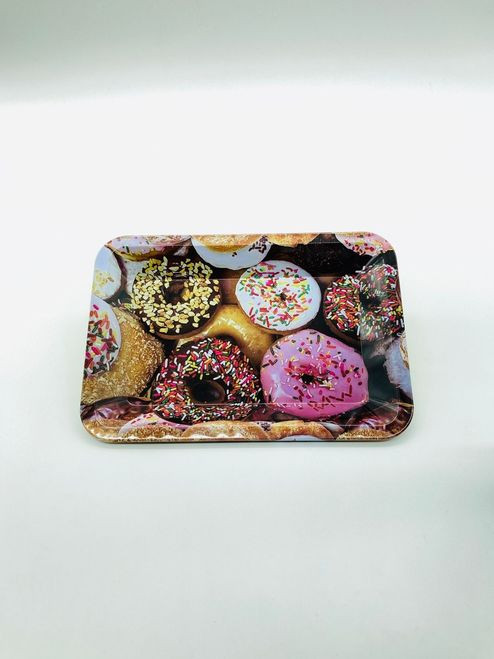 Donuts Rolling Tray