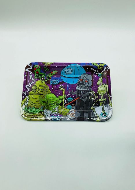 Stoned StarWars Rolling Tray
