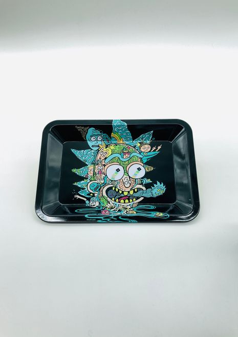 Rick and Morty Killer Acid Rolling Tray