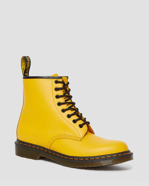 Dr. Martens 1460 Yellow Smooth  DR-24614700