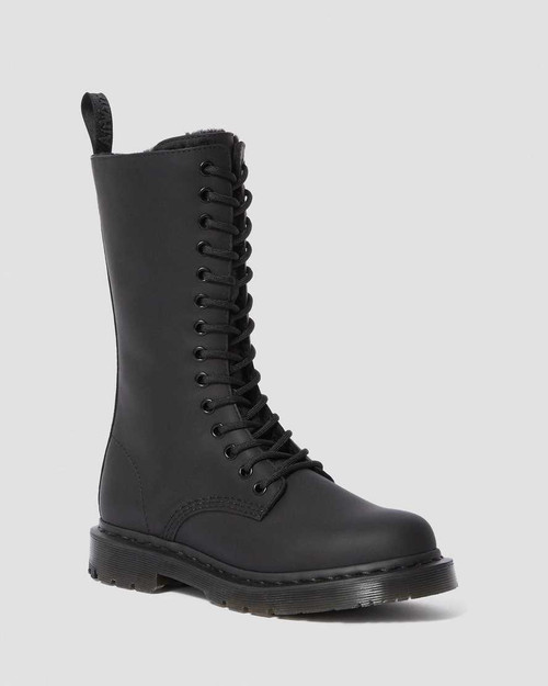 Dr. Martens 1914 Kolbert Tall Black Snowplow WP  DR- 24977001