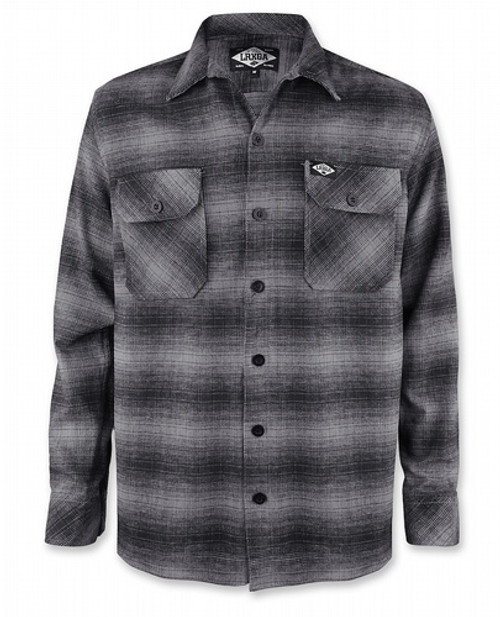 Liquor Brand Grey Flannel Shirt  LB-MSF-19001-NCL