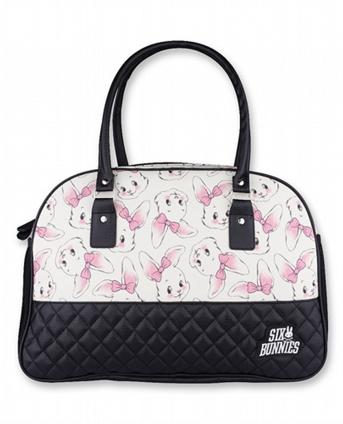 Six Bunnies Bunnies Diaper Bag  SB-ABD-19003-NCL