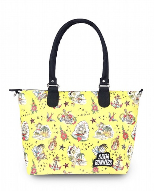 Six Bunnies Aloha Sailor Diaper Bag  SB-ABDX-19007-NCL
