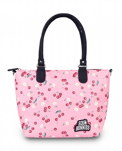 Six Bunnies Daisy Cherry Diaper Bag  SB-ABDX-19009-NCL