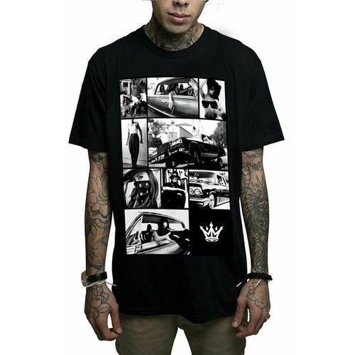 Mafioso Barrio Black T-Shirt