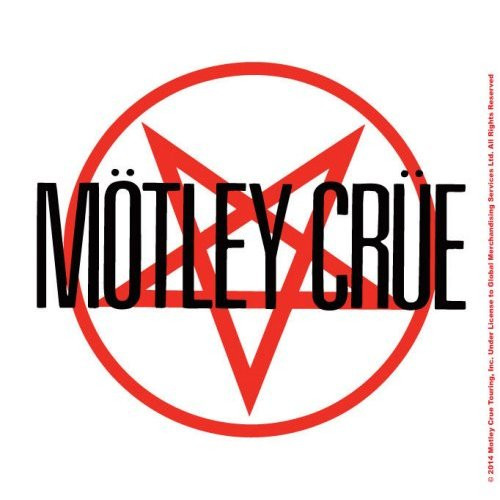 Motley Crue SIngle Cork Coaster Shout At The Devil