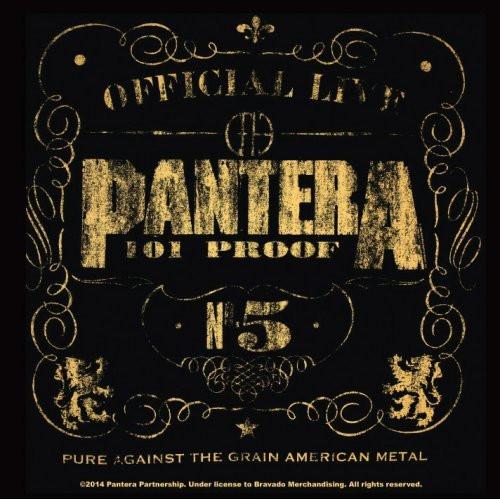 Preuve de sous-verre à liège unique de Pantera