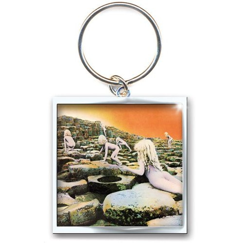 Led Zeppelin Houses of the Holy Keychain (Photo-Print)  LZ-KEY-03
