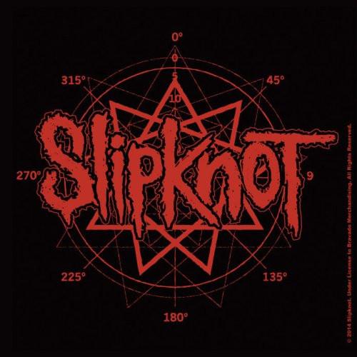 Logo Slipknot Dessous de verre en liège