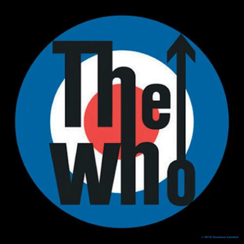 The Who Target Single Cork Coaster