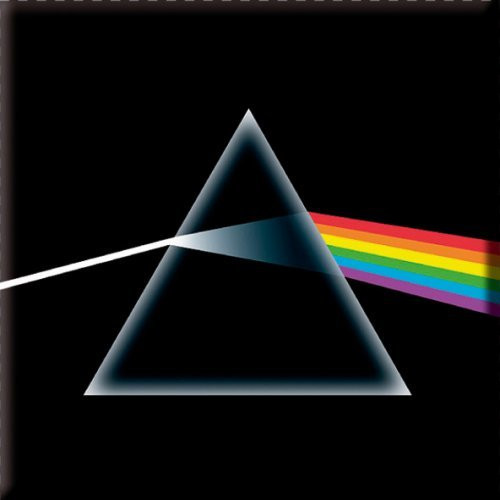 Pink Floyd Dark Side of the Moon Fridge Magnet  PF-MAG-01