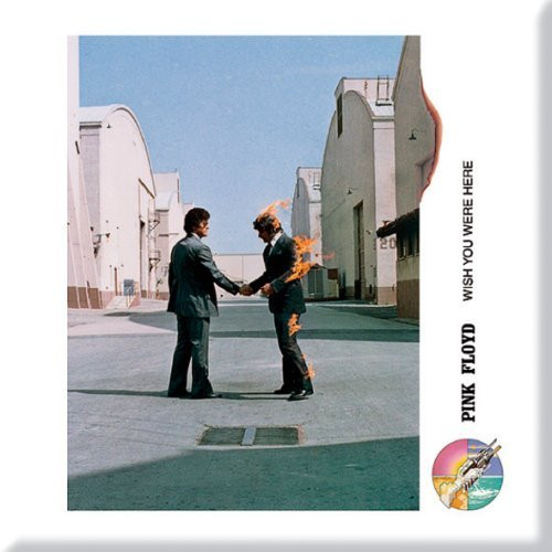 "Pink Floyd ""Wish you were here"" Fridge Magnet  PF-MAG-03"
