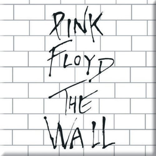 Pink Floyd The Wall Logo Fridge Magnet  PINK-MAG-01