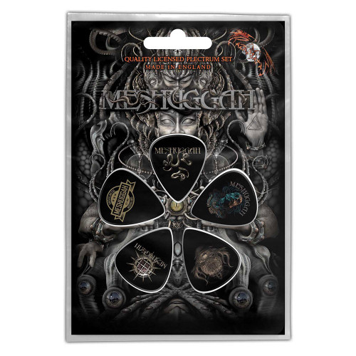 Mushugha Musical Deviance Plectrum Pack  PP-024