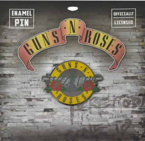 Guns N' Roses Logo Enamel Pin
