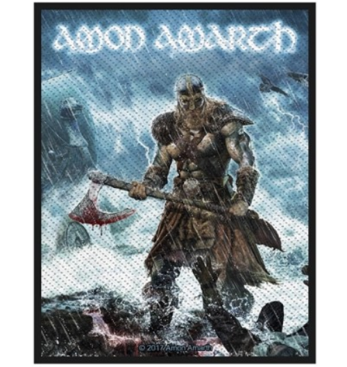 Amon Amarth Jomsviking Patch  SP2890