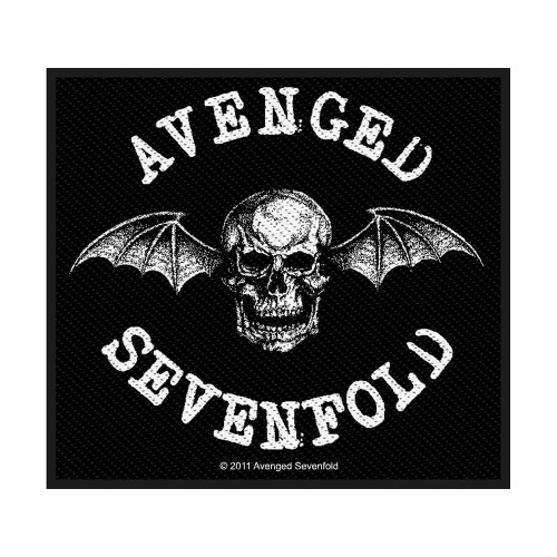 Avenged Sevenfold Death Bat Patch  SP2585