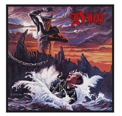 Dio Holy Diver Patch  SP2663