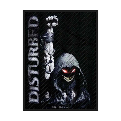 Disturbed Eyes Patch  SP2607
