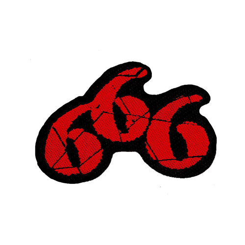 Generic 666 Cut-Out Patch  SP1899