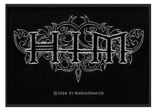 HIM Logo Patch  SP1850