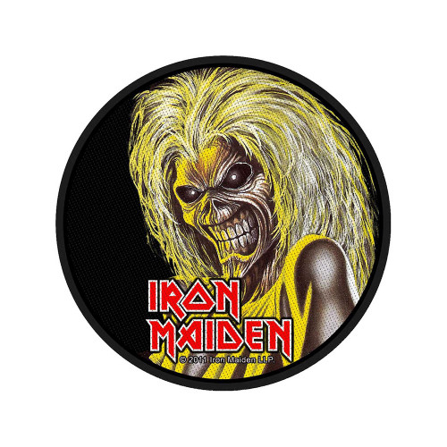 Iron Maiden Killers Patch  SPR2520