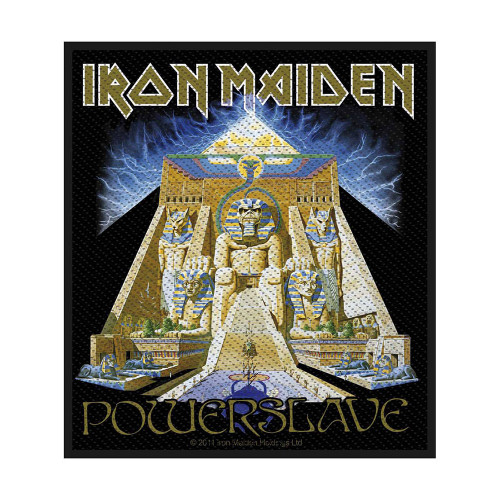 Iron Maiden Powerslave Patch  SPR2563
