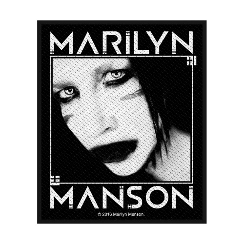 Marilyn Manson Villain Patch  SP2883