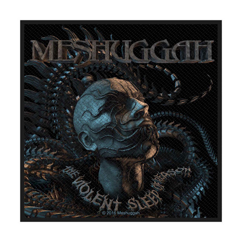 Meshuggah Head Patch  SP2879