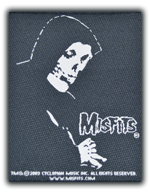 Misfits Ghoul Patch  SP2376